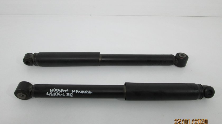 Set amortizoare spate Nissan Navara an 2005-2009 cod 5620EB30A