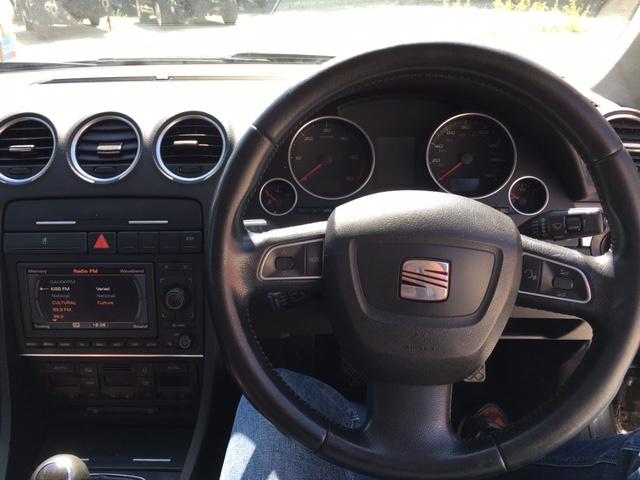 Set amortizoare spate Seat Exeo 2011 COMBI 2.0 TDI