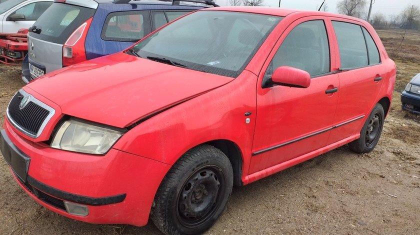 Set amortizoare spate Skoda Fabia 2001 hatchback 1.4i