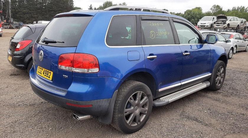 Set amortizoare spate Volkswagen Touareg 7L 2006 SUV 2.5 TDI