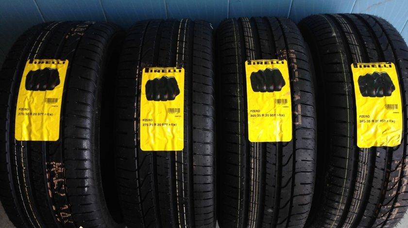 SET ANVELOPE PTR BMW 245/35/20-275/30/20 PIRELLI DE VARA NOI RUNFLAT