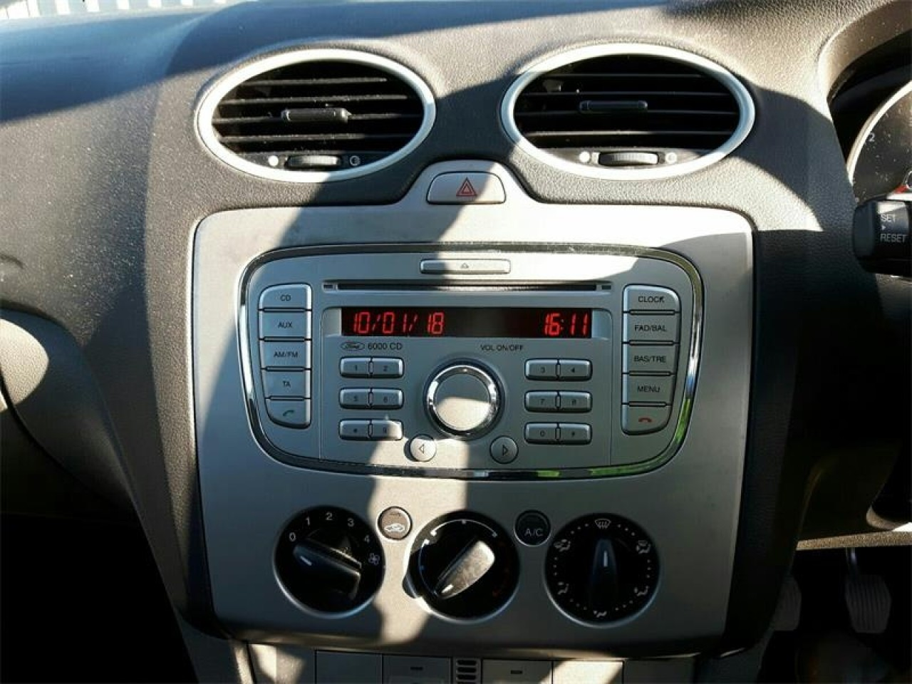 Set arcuri fata Ford Focus 2008 Hatchback 1.6 TDCi