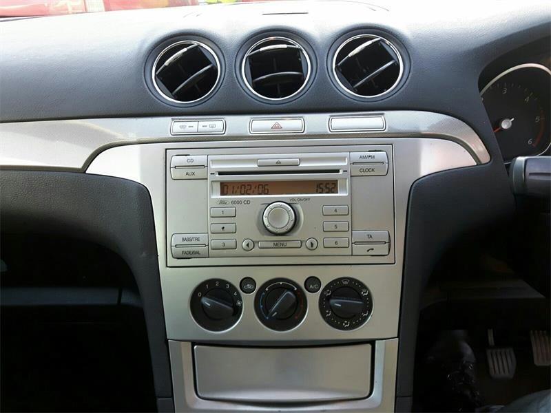 Set arcuri fata Ford S-Max 2006 Monovolum 2.0