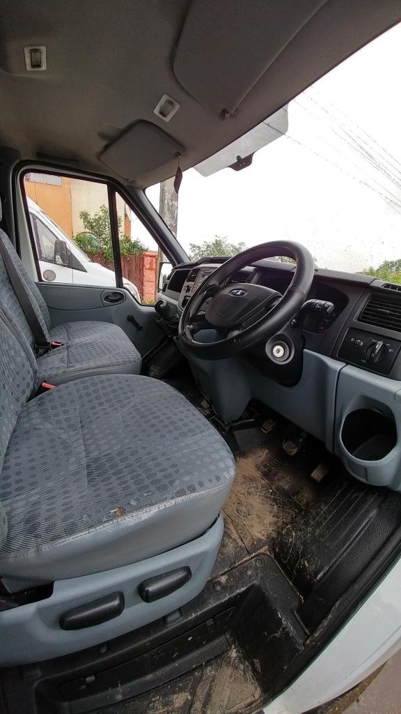 Set arcuri fata Ford Transit 2009 Autoutilitara 2.4