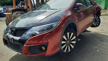 Set arcuri fata Honda Civic 2015 facelift 1.6 i-Vt...
