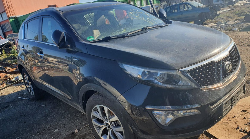 Set arcuri fata Kia Sportage 2015 4x4 facelift 2.0 CRDI D4HA