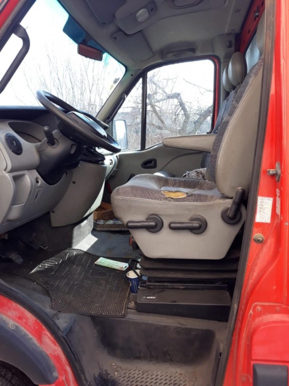 Set arcuri fata Renault Mascott 2005 box 2953 DXI