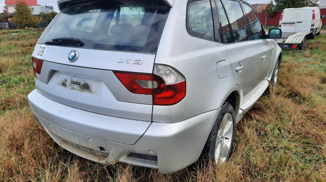 Set arcuri spate BMW X3 E83 2005 M pachet x drive 2.0 d 204d4