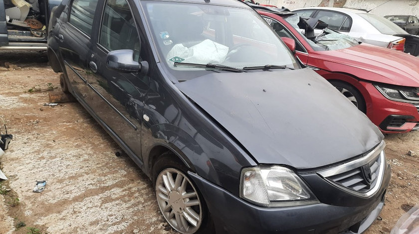 Set arcuri spate Dacia Logan 2007 Berlina 1.6 benzina