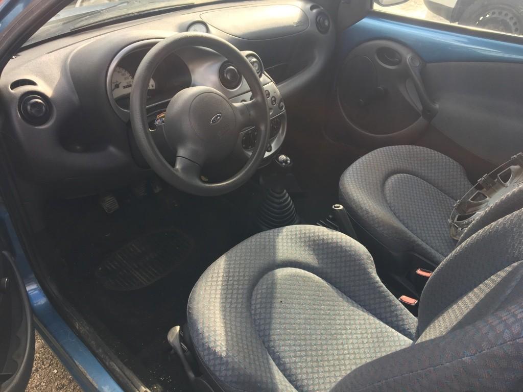 Set arcuri spate Ford Ka 2001 Hatchback 1.3i