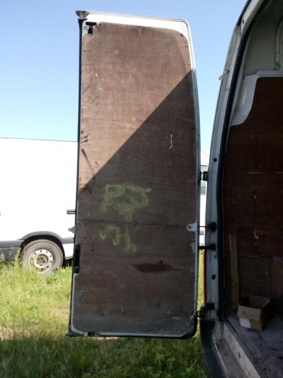 Set arcuri spate Ford Transit 2009 Autoutilitara 2.4
