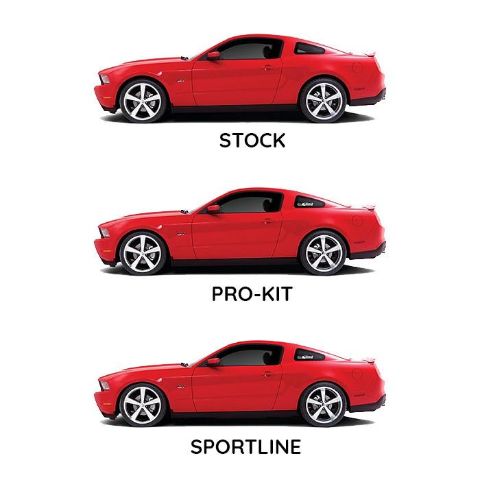 Set Arcuri Suspensie Sport Eibach Bmw Seria 5 F10 2009-2016 E10-20-022-01-22