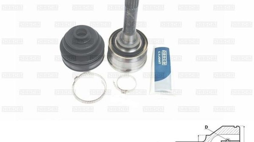 Herth+Buss Jakoparts J2829009 Joint Kit Drive Shaft