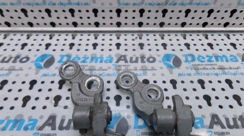 Set balamale stanga fata XS4A-A22801-AB, Ford Focus 1 Combi, 1999- 2004 (160006)