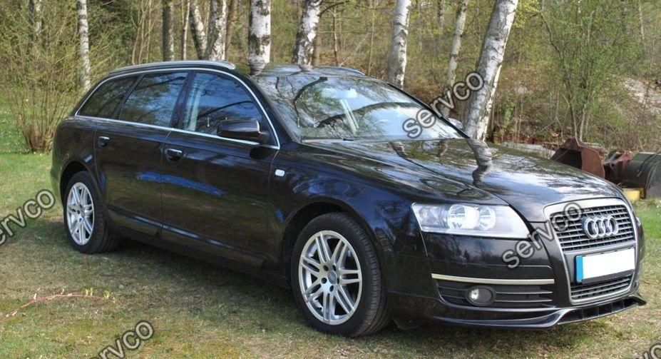 Set bandouri usa usi portiera portiere Audi A6 C6 4F Sline S6 RS6 v1