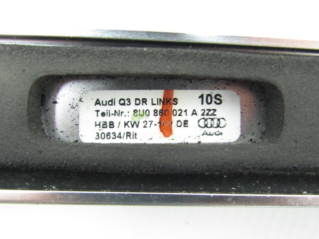 Set bare plafon Audi Q3 - cod: 8U0860021A - 8U0860022A