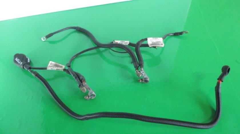 SET BORNE BATERIE PLUS SI MINUS COD 2X43-14K733 JAGUAR X-TYPE 2.1 V6 BENZINA FAB. 2001 - 2009 ⭐⭐⭐⭐⭐