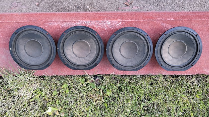 Set Boxe originale Blaupunkt ptr Vw Sharan,Seat Alhambra,Ford Galaxy
