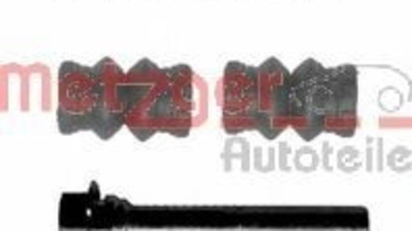 Set bucse de ghidaj, etrier frana AUDI A7 Sportback (4GA, 4GF) (2010 - 2016) METZGER 113-1339X piesa NOUA
