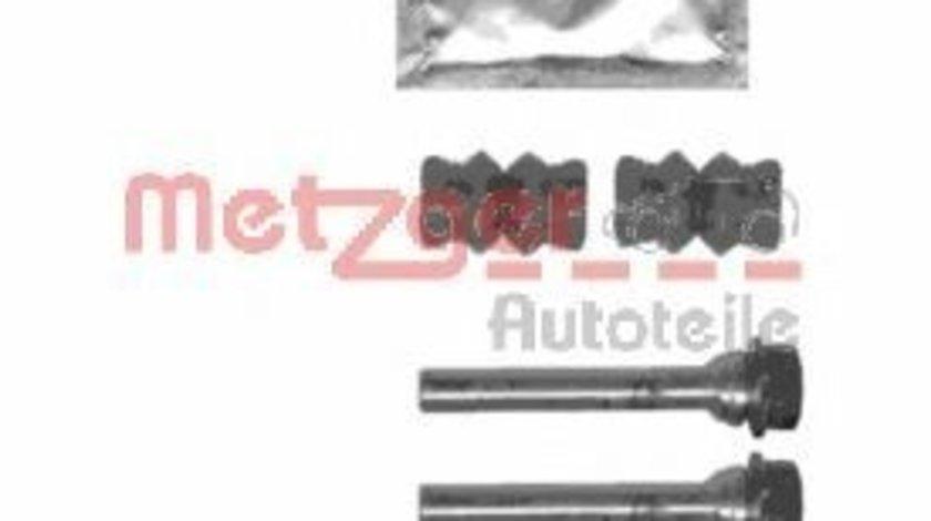 Set bucse de ghidaj, etrier frana AUDI A7 Sportback (4GA, 4GF) (2010 - 2016) METZGER 113-1346X piesa NOUA