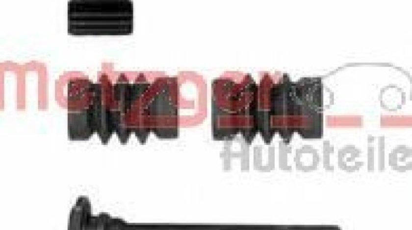 Set bucse de ghidaj, etrier frana MERCEDES VITO / MIXTO caroserie (W639) (2003 - 2016) METZGER 113-1385X produs NOU