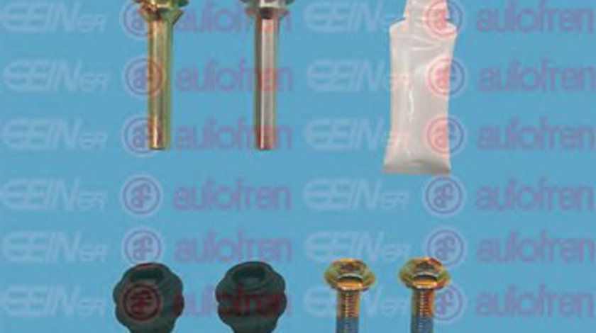Set bucse de ghidaj, etrier frana SSANGYONG REXTON (GAB) (2002 - 2012) AUTOFREN SEINSA D7179C piesa NOUA