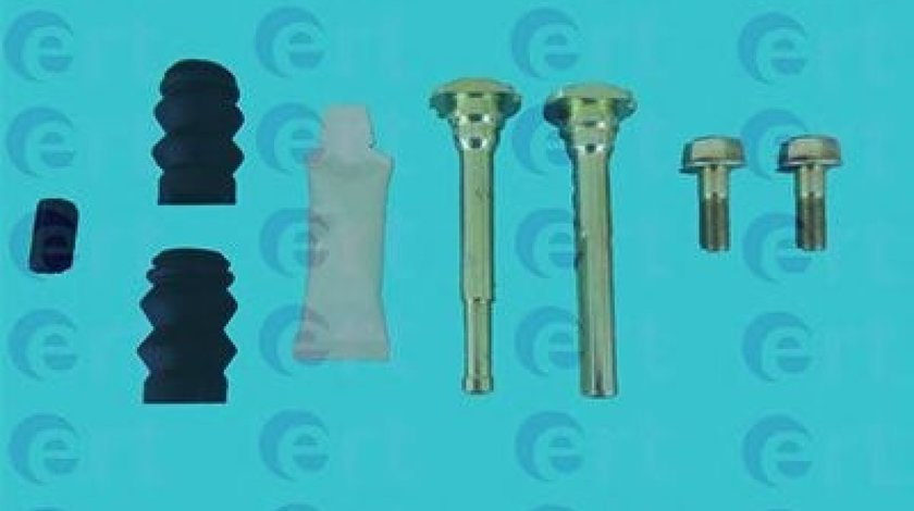 Set bucsi de ghidaj, etrier frana TOYOTA AVENSIS (T25) (2003 - 2008) ERT 410026 - produs NOU