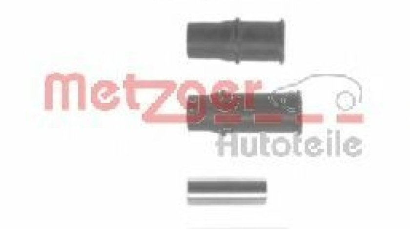 Set bucsi de ghidaj, etrier frana VW GOLF III Variant (1H5) (1993 - 1999) METZGER 113-1313X piesa NOUA