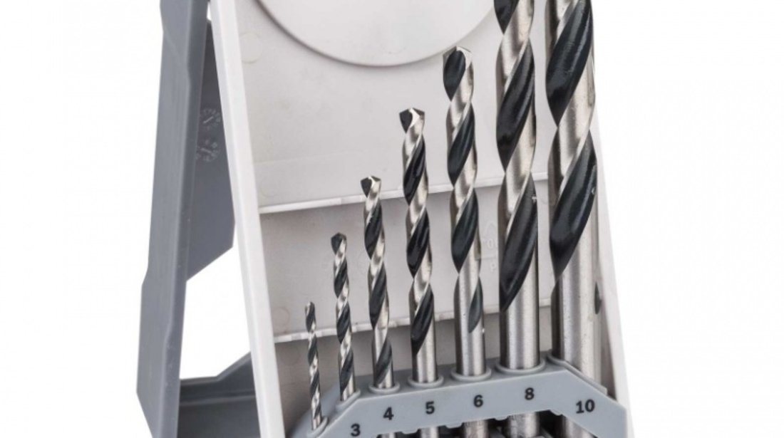 Set Burghiuri Metal Bosch Mini X-Line Hss 2 608 577 347