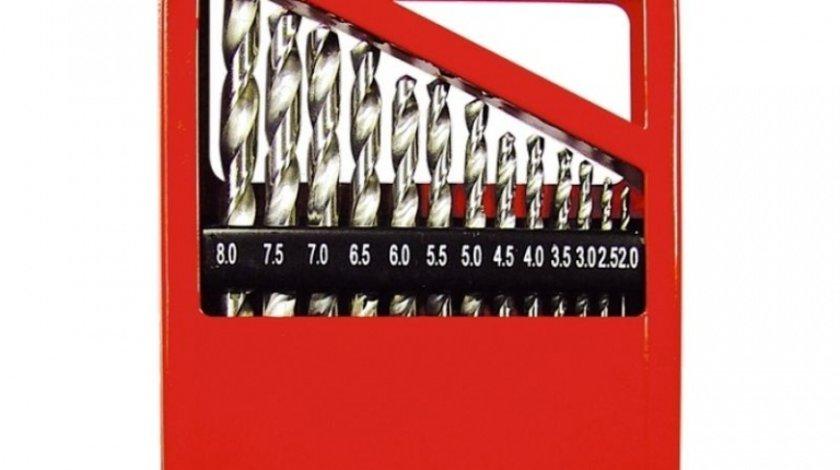 Set Burghiuri Pentru Metal Mtx 19 Buc 723889