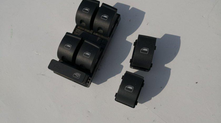 Set butoane geamuri electrice originale ptr Audi A4 B6 B7
