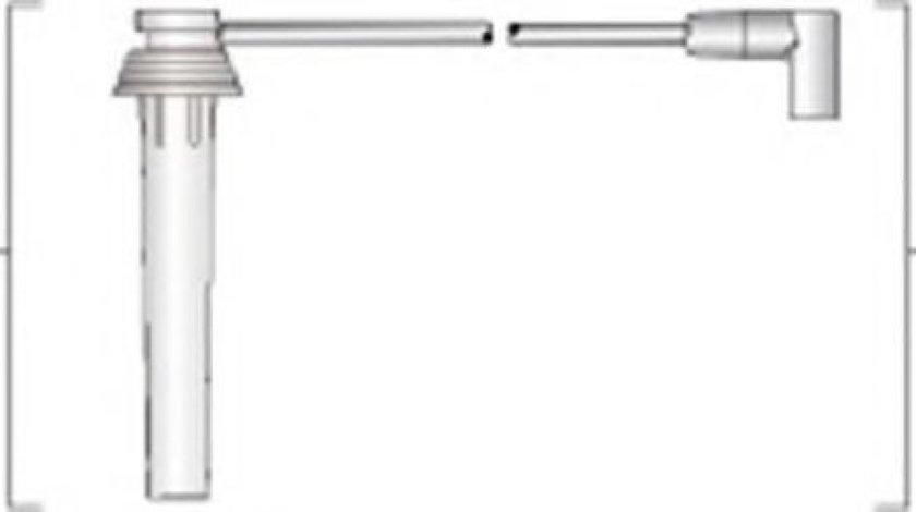 Set cablaj aprindere JEEP WRANGLER II (TJ) (1996 - 2008) MAGNETI MARELLI 941318111276 piesa NOUA