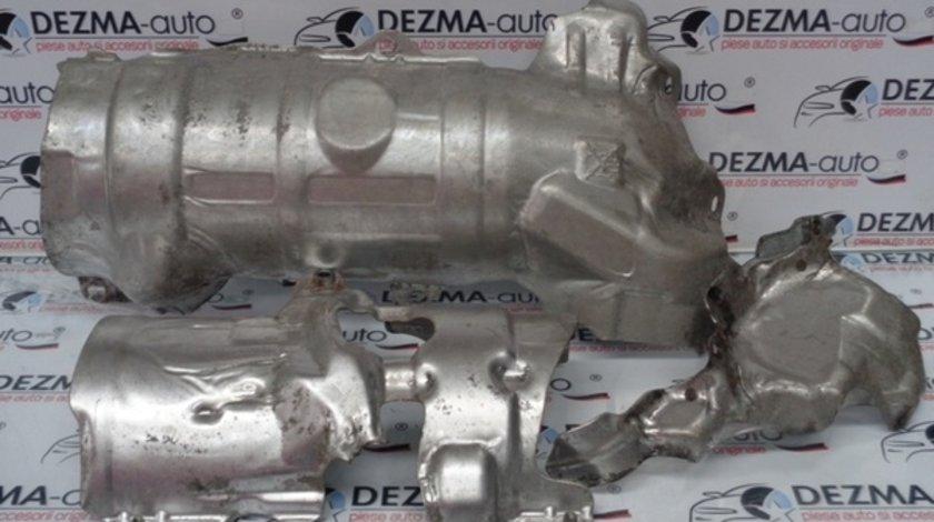 Set capac protectie catalizator, 9647983180, Citroen C4 (LC) 1.6hdi (id:221087)