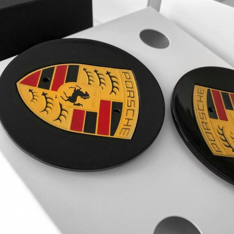 Set Capace Janta Oe Porsche 00004460722 4 Buc