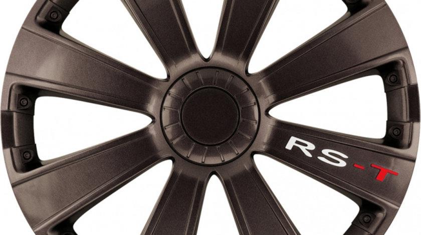 Set capace roti Mega Drive RS-T Dark 14 inch