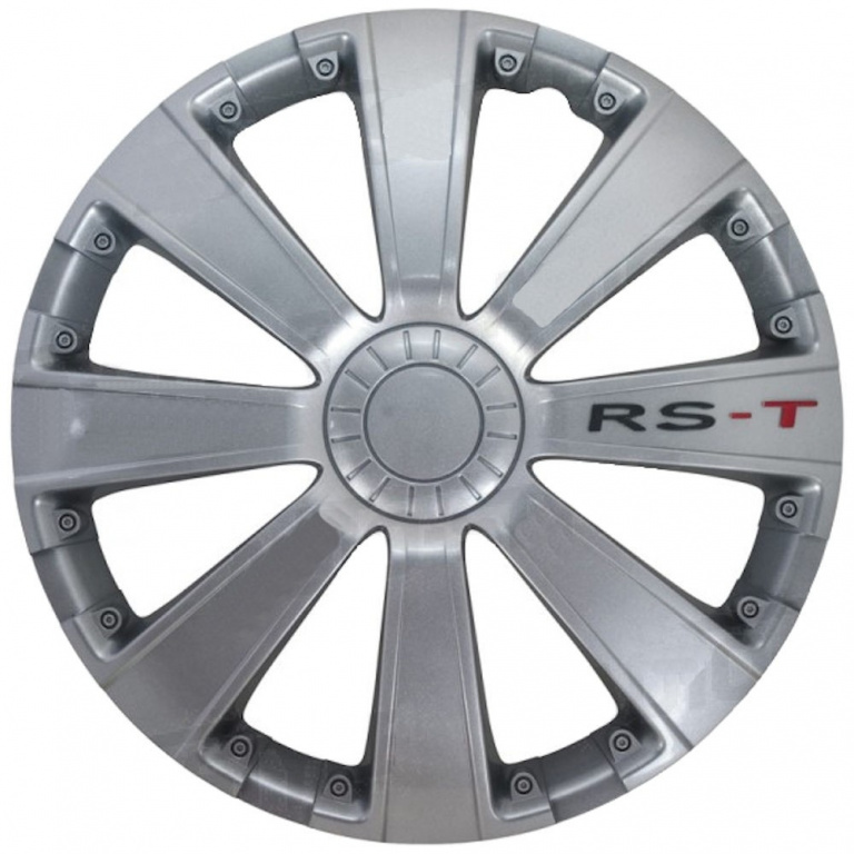 Set capace roti MegaDrive 15 inch RS-T Silver