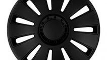 Set capace roti MegaDrive Silverstone Black 15 inc...