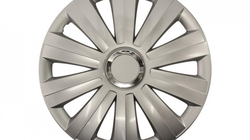 Set capace roti Viper Silver 16 inch JawoPlast 4buc