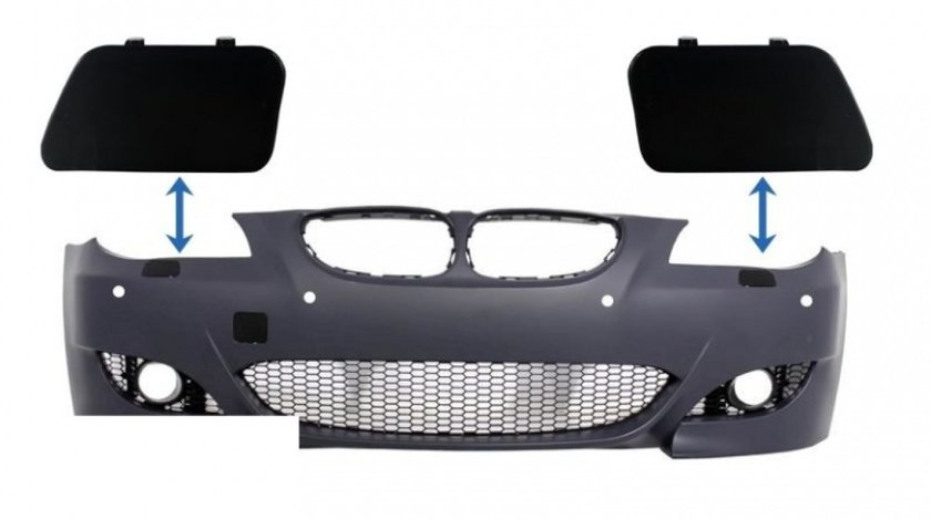 Set Capace Spalator Far Am Bmw Seria 5 E61 2003-2010 M Design