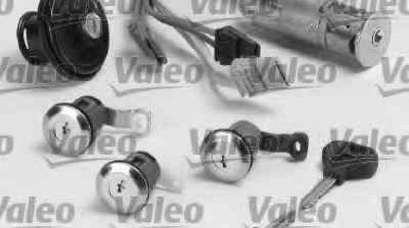 Set cilindru inchidere PEUGEOT PARTNER caroserie 5 VALEO 252526