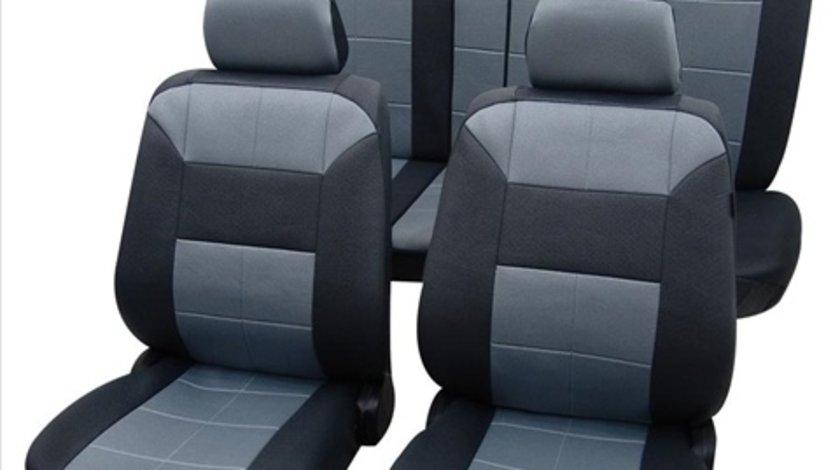 Set complet huse scaune universale petex culoare gri-dakar
