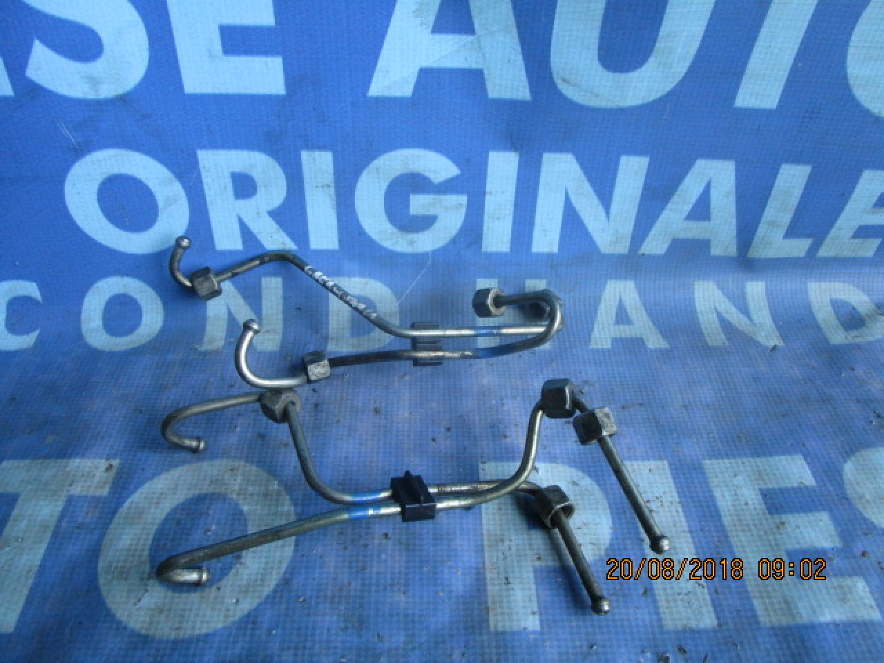 Set conducte injectoare Citroen Berlingo 1.9d