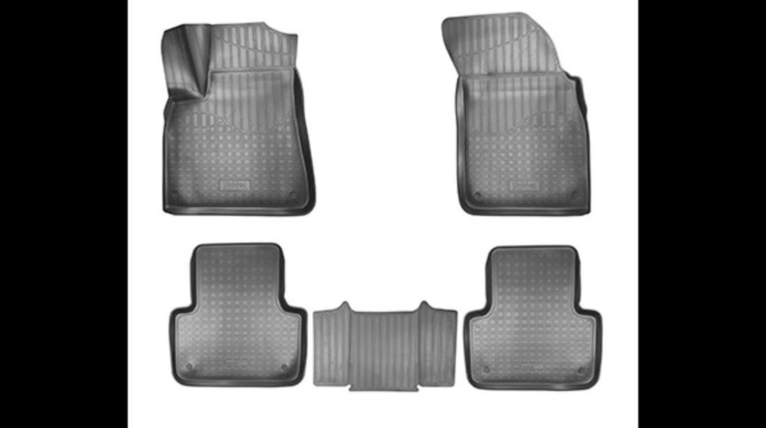 Set Covorase Auto Audi Q7 3 Doors An 2015-...