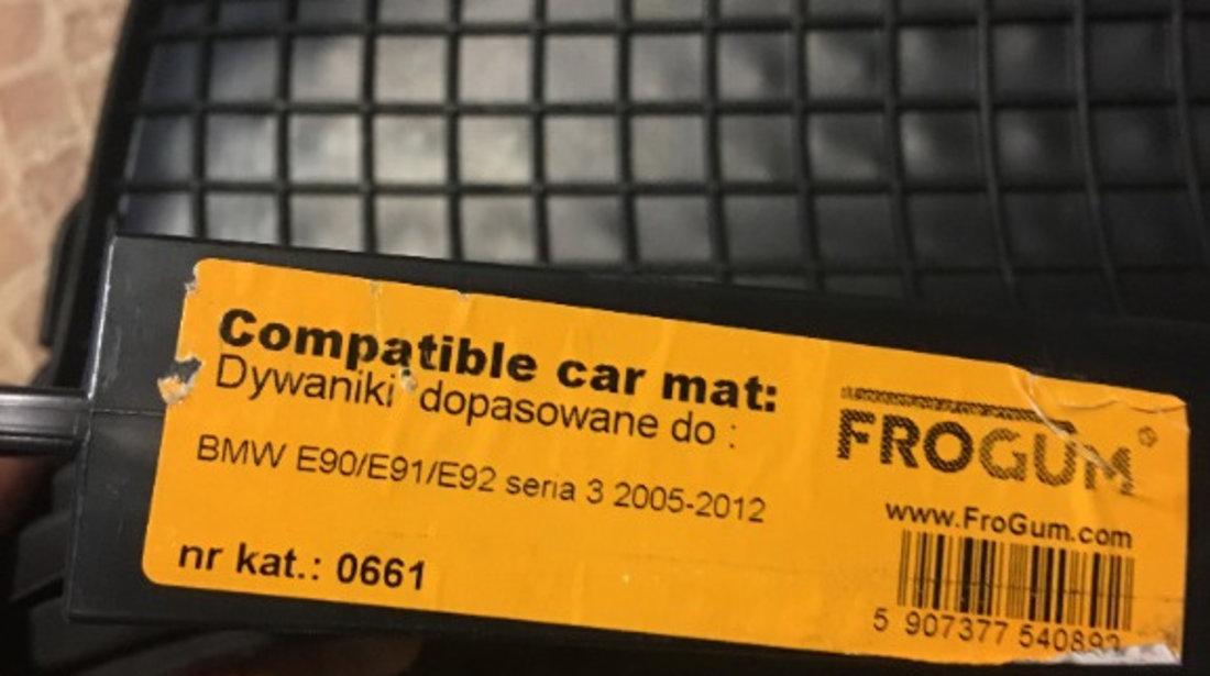 Set covorase auto BMW E90/E91/E92 seria 3 2005 - 2012