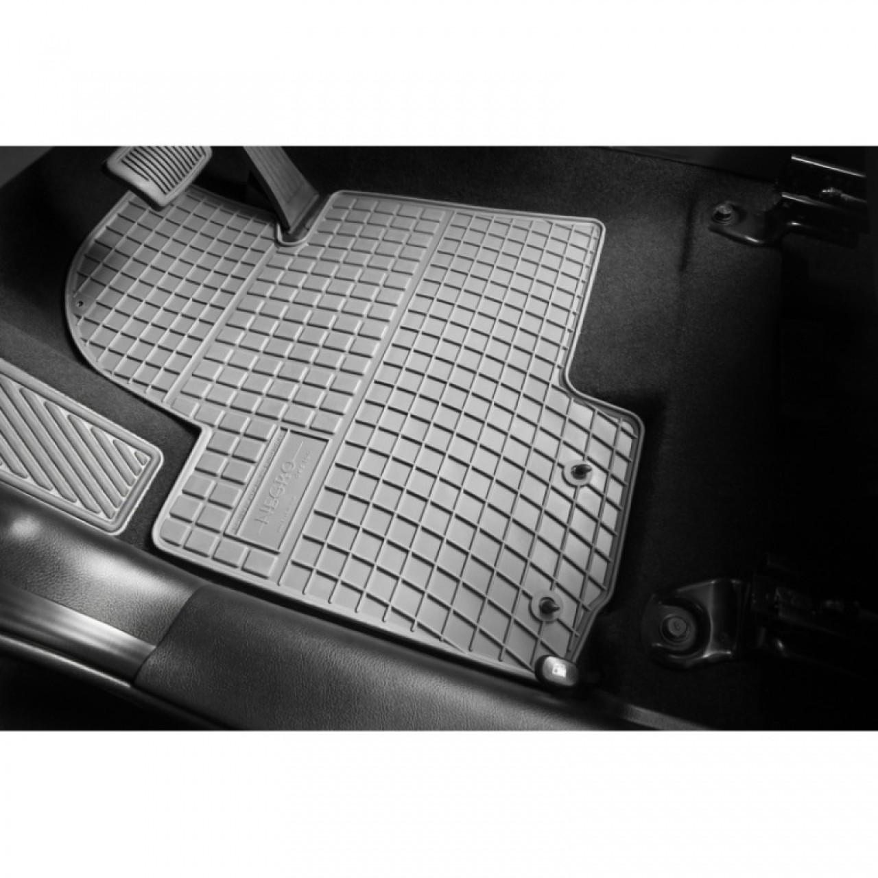 Set Covorase Auto Cauciuc Negro Ford Galaxy 1 1995-2006 Randul 3 Gri Cod: GR03117