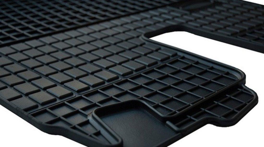 Set Covorase Auto Cauciuc Negro Ford Galaxy 95-06 2 Locuri Cod: 0311P