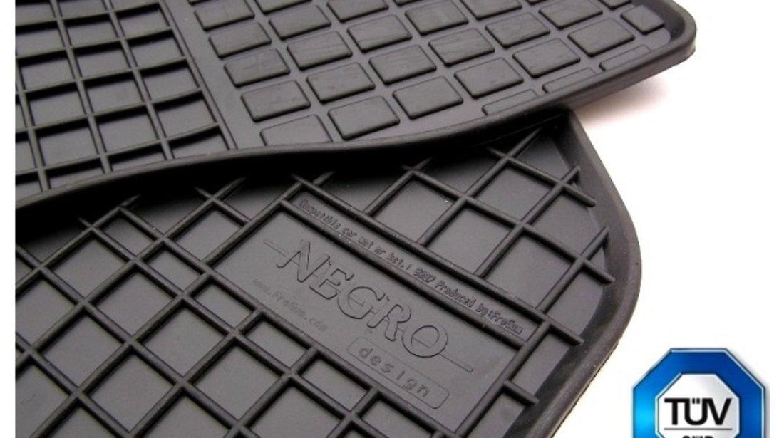 Set Covorase Auto Cauciuc Negro Iveco Daily 1999-2006 Cod: D00992