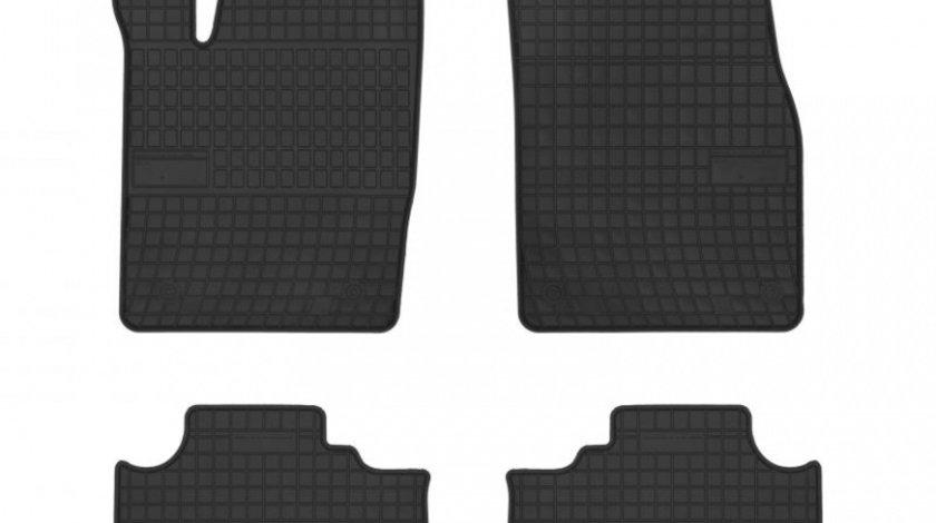 Set Covorase Auto Cauciuc Negro Jeep Grand Cherokee 2010→ Cod: 401792