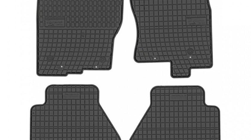 Set Covorase Auto Cauciuc Negro Nissan Pathfinder 2010→ Cod: 0454