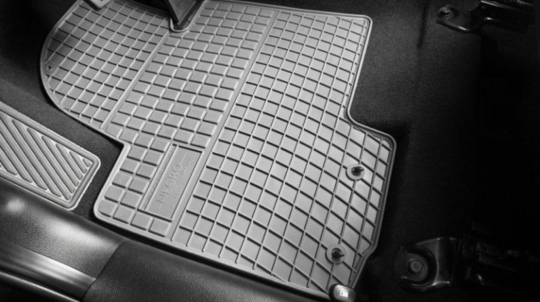 Set Covorase Auto Cauciuc Negro Seat Alhambra 1 1996-2010 Randul 3 Gri Cod: GR03117